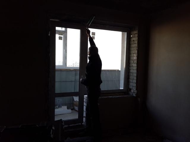 двери балкона