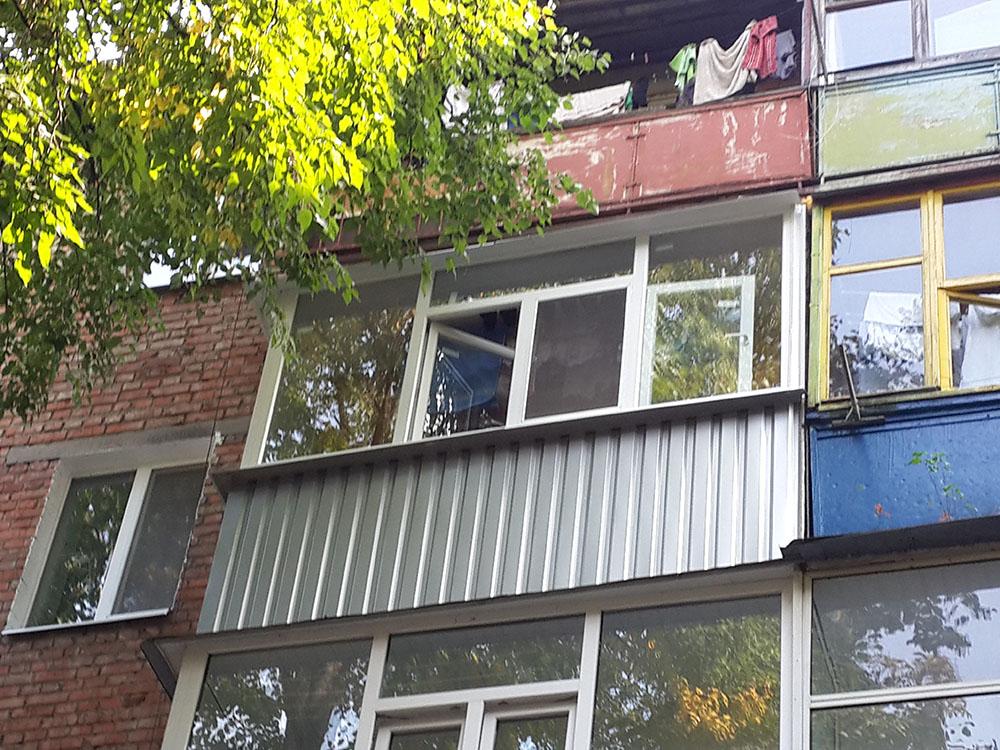 балкон сумы