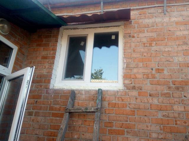пластикові вікна