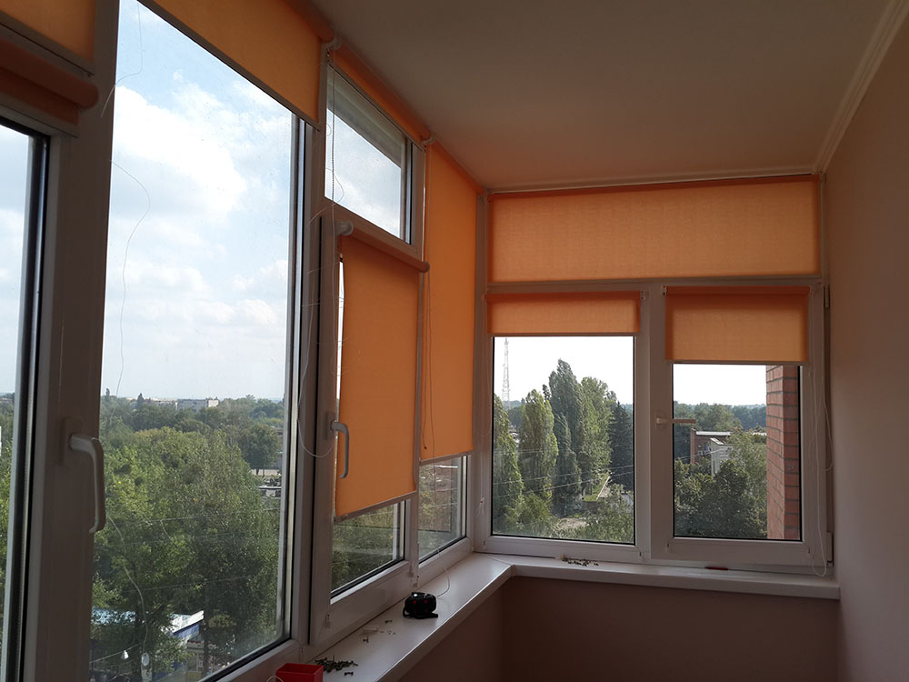ролеты на окна