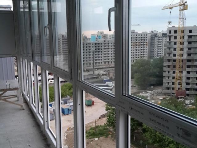 французский балкон Сумы