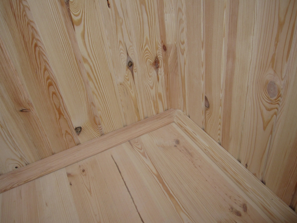 Обшивка стен и потолка деревянной вагонкой Сумы