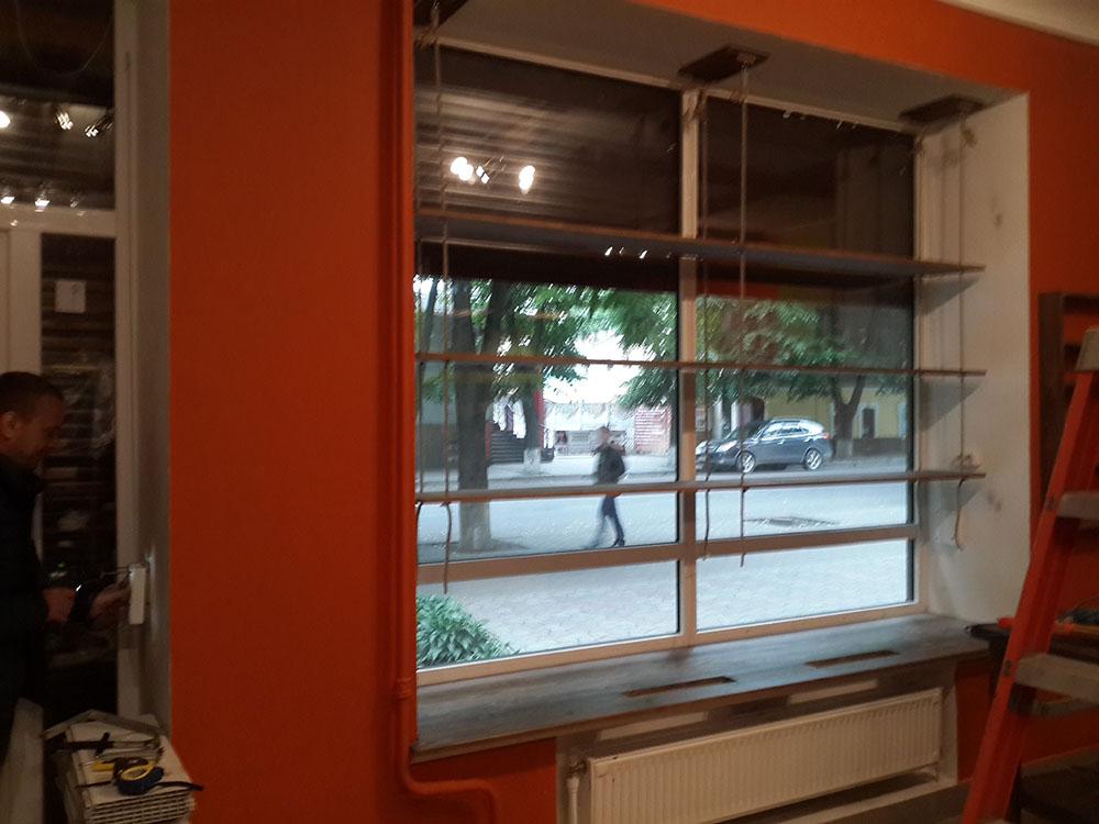 роллеты на окна в сумах