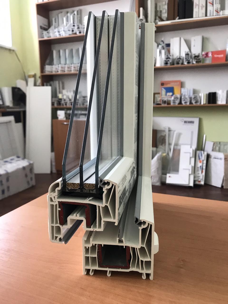 окна Rehau Synego Сумы