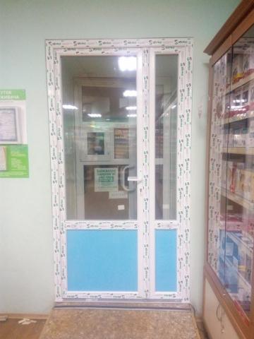 металлопластиковые двери сумы