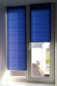 Тканинні ролети (рулонні штори)