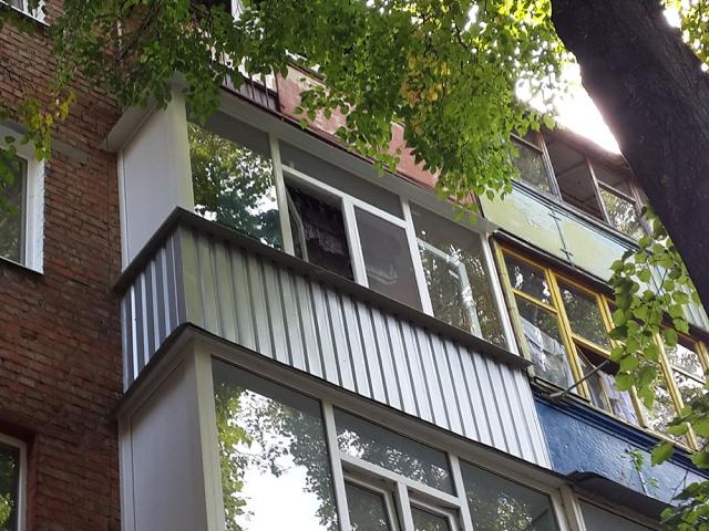 балконы сумы