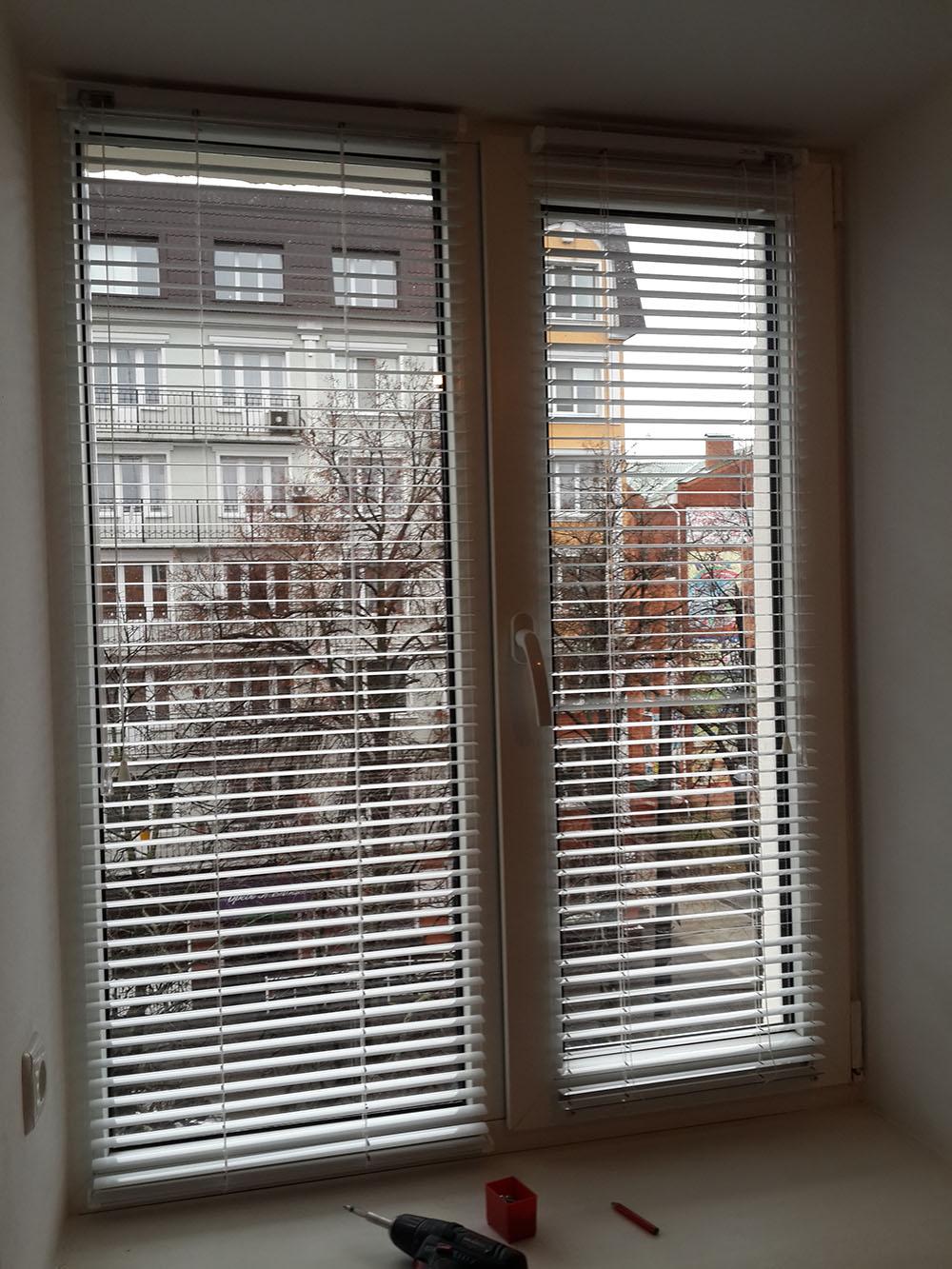 жалюзі на вікна