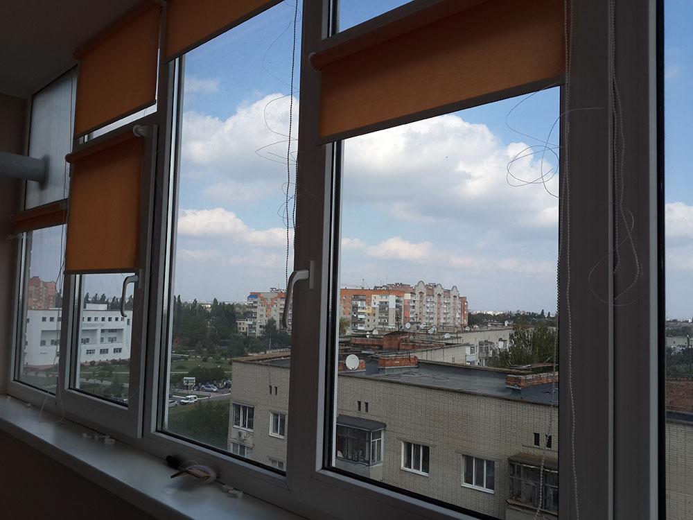 окна металлопластиковые