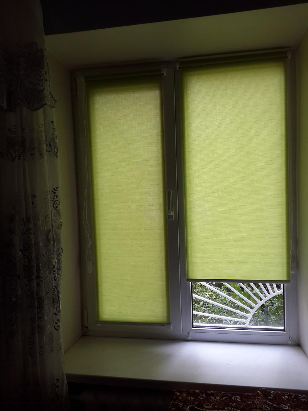 рулонные шторы сумы