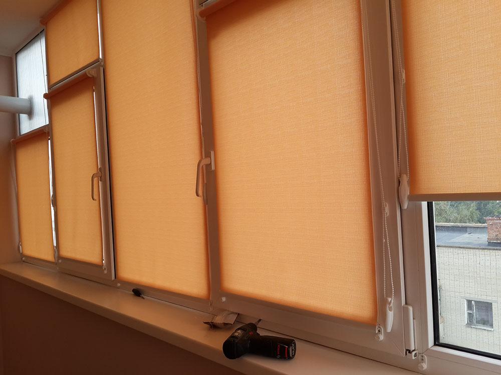 ролеты на окна сумы