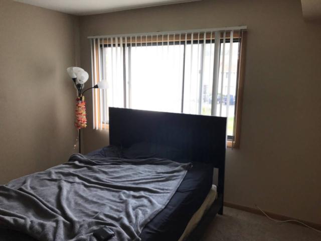 Вертикальные жалюзи спальня