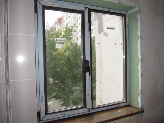 Окна - металлопластиковые Стеклопакеты