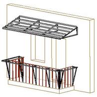 Вынос балкона Сумы