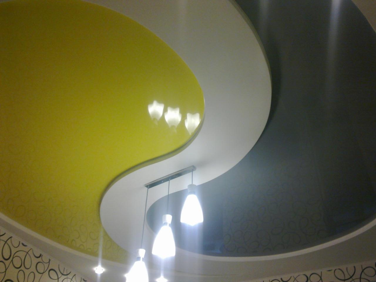 Натяжные потолки сумы