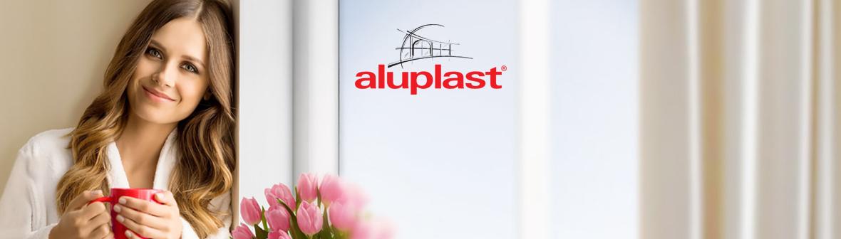 Пластикові вікна Aluplast